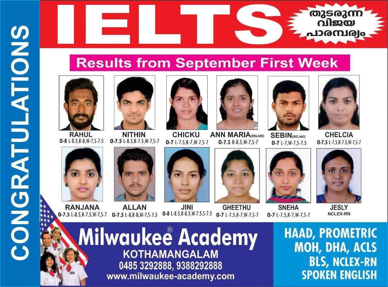 Top IELTS Coaching Centres in Kuthuparamba - Best IELTS Tutorials