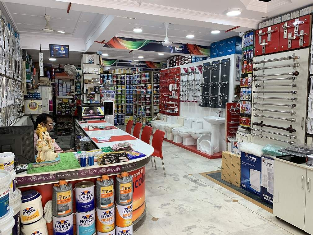 Top 30 Asian Paints Paint Dealers in Ghaziabad Sector 9