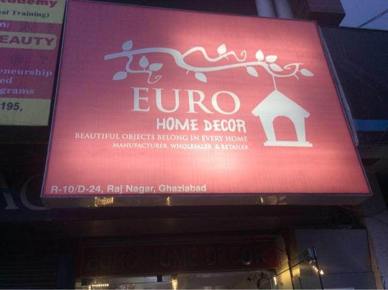 Euro Home Decor, Rdc Raj Nagar Ghaziabad   Interior Decorators In Delhi    Justdial