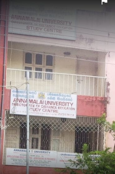 Annamalai University Study Centre