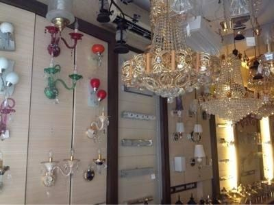 Mayur Crystal Light, Osmangunj - Mayura Crystal Light - Chandelier ...