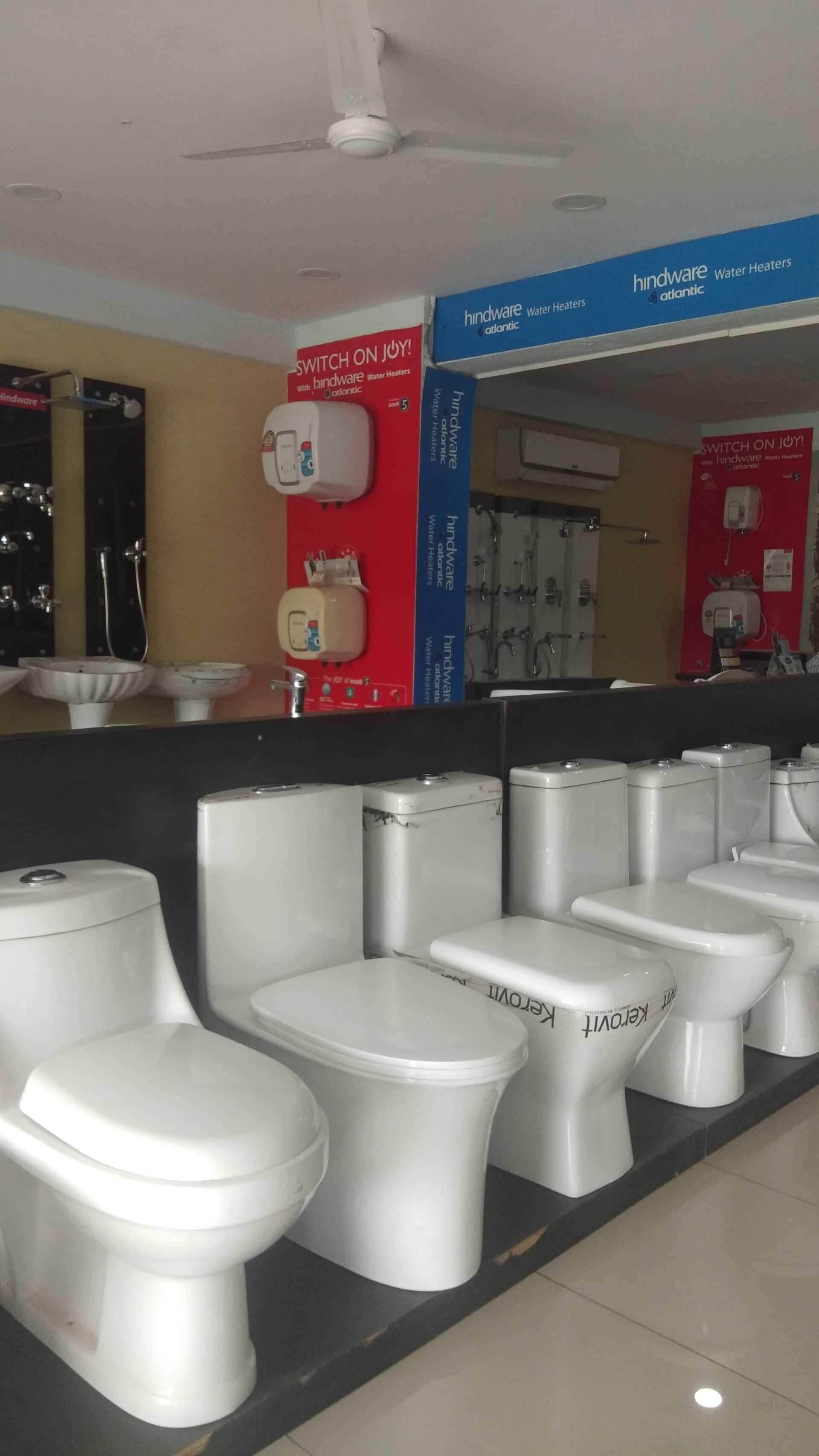 Hindware Sanitaryware Dealers in Hyder Shah Kote, Hyderabad