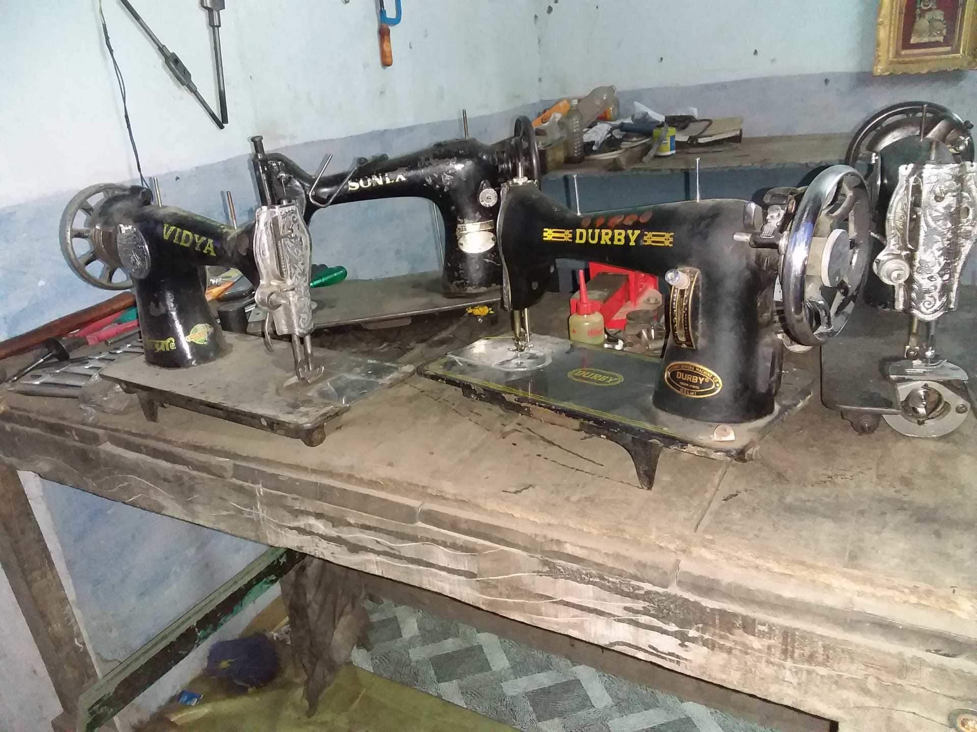 Top Sewing Machine Dealers in Madhapur - Best Tailoring