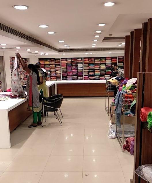 d703937215 Sri Narsingh Cloth Emporium in Begumpet