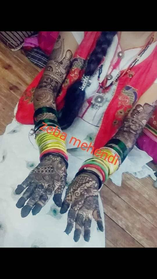 Top 100 Mehendi Artists in Hyderabad - Best Henna Designs