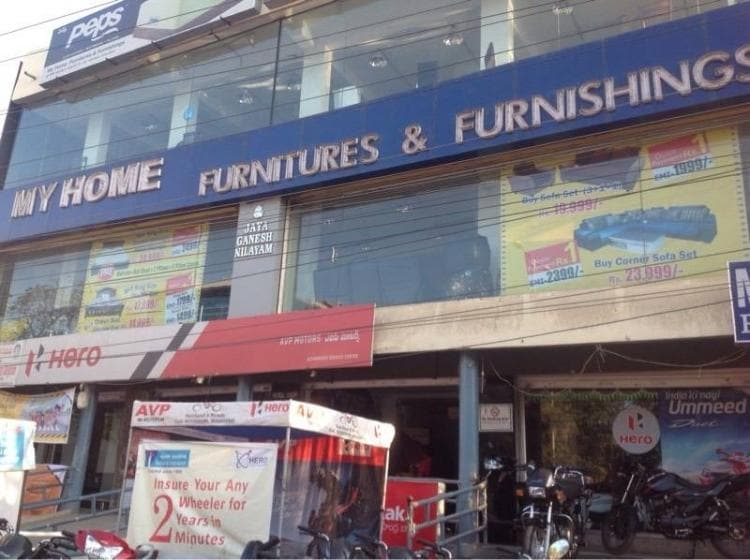 My Home Furniture   Furnishing  Sainikpuri  Hyderabad   Furniture Showrooms    Justdial. My Home Furniture   Furnishing  Sainikpuri  Hyderabad   Furniture