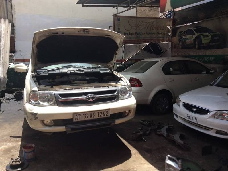 Chary Auto Repair Solutions Photos Himayat Nagar Hyderabad