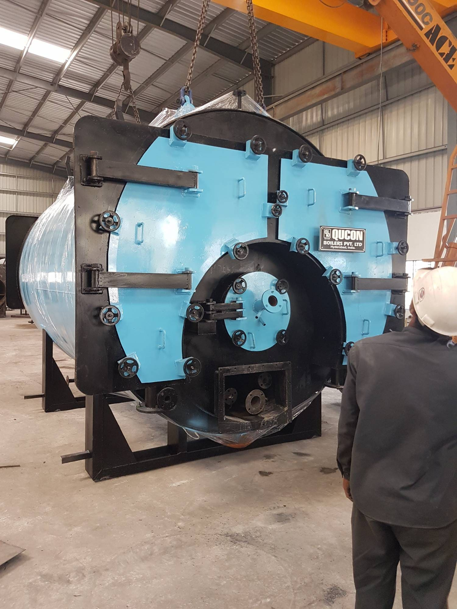 Top 50 Ibr Steam Boiler Manufacturers in Nacharam, Hyderabad - Justdial