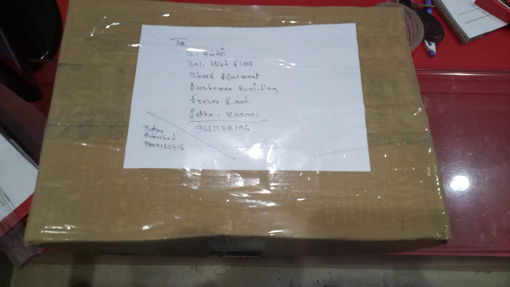 Top 100 Domestic Courier Services in Hyderabad - Best Local Parcel