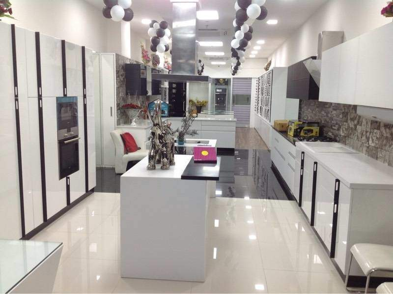 ... Inside View Of Showroom   Hardware U0026 Kitchen Design Studio Photos, A B  Road, Indore ...