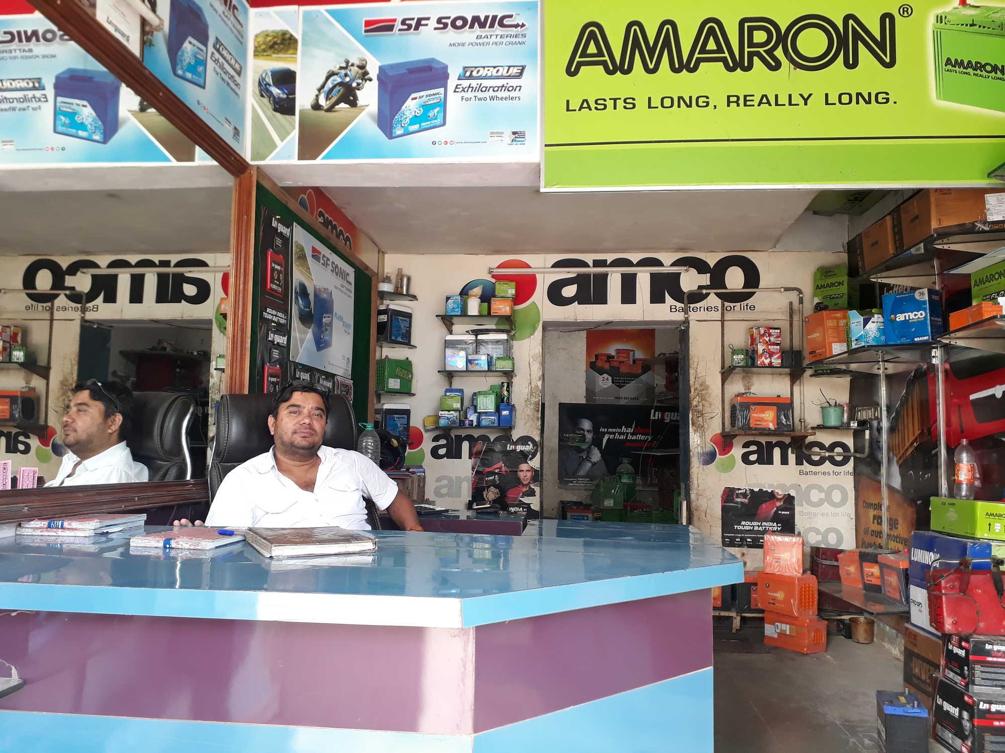 Nearest Battery Store >> Top 100 Amaron Battery Dealers In Jaipur Best Amaron