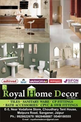 royal home decor sanganer jaipur tile dealers justdial - Royal Home Decor