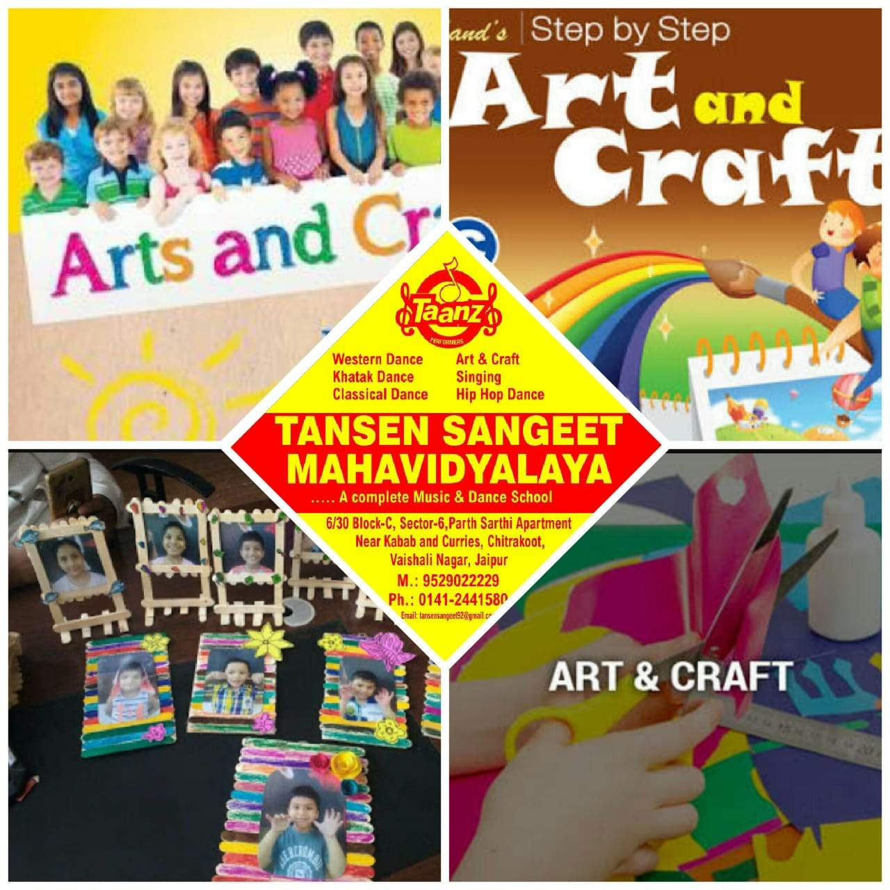 Top 50 Arts And Crafts Classes In Jaipur Best Arts Crafts