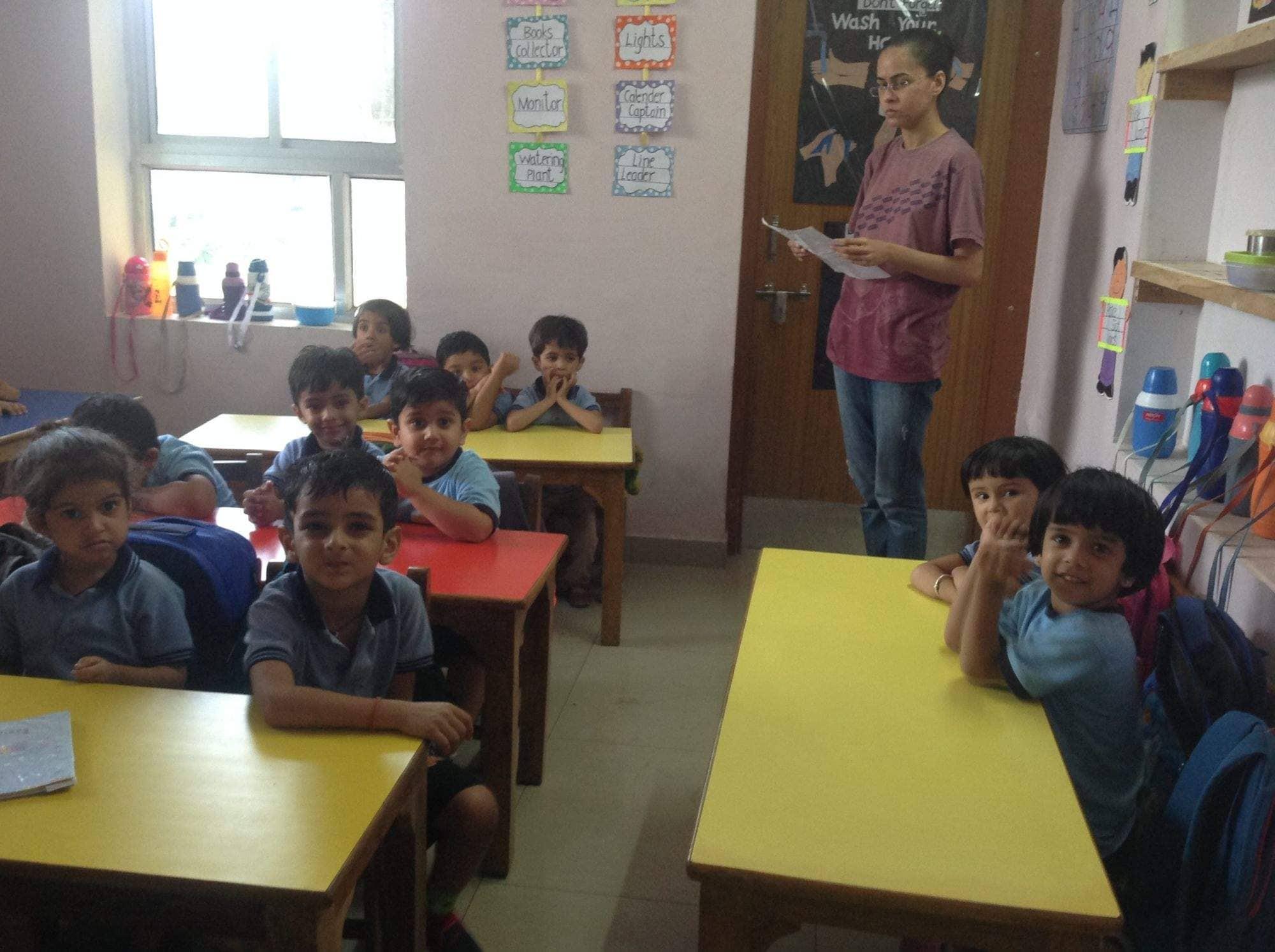 Top 100 Daycare in Jaipur - Best Preschool - Justdial