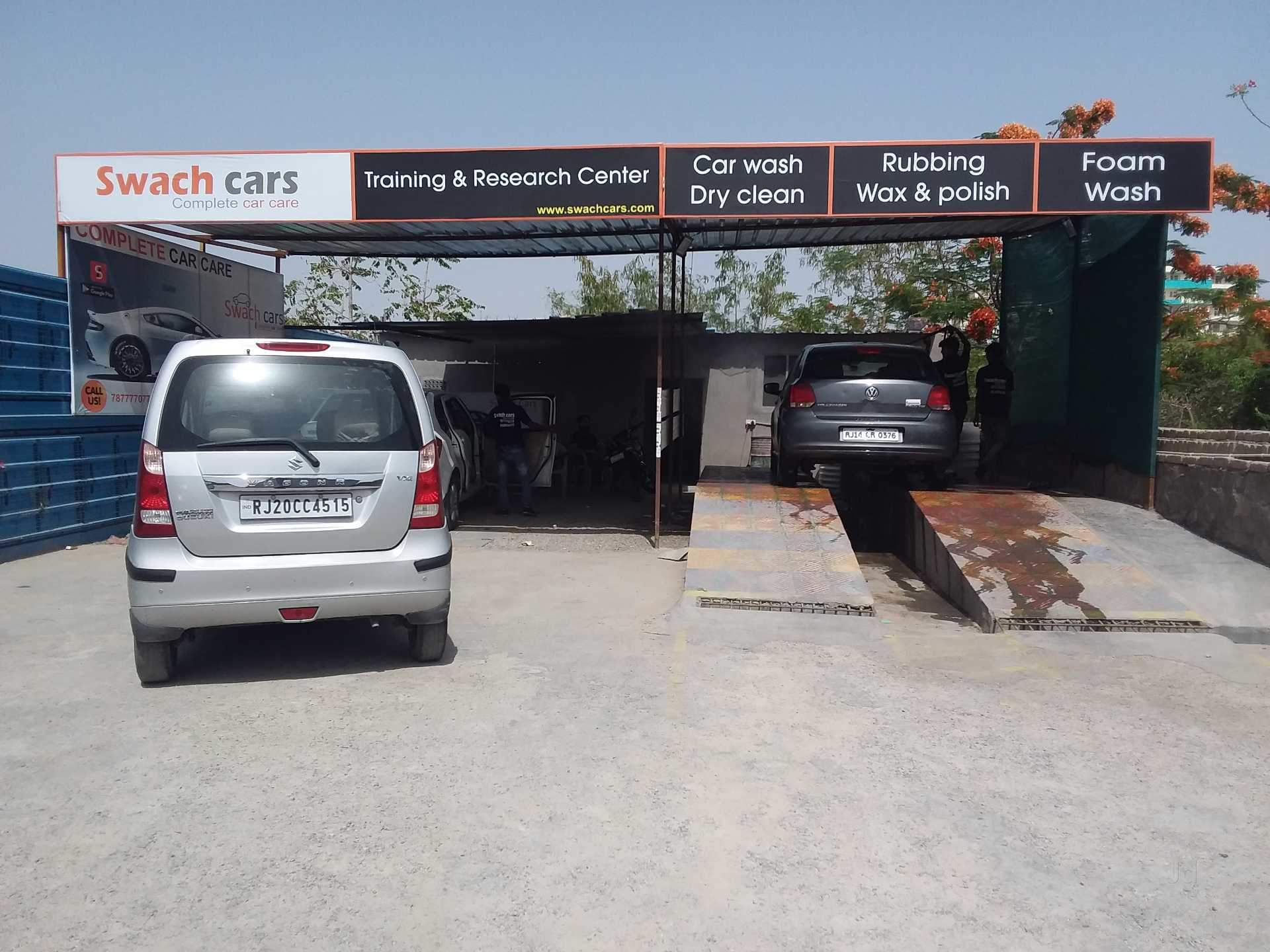 Top 100 Car Washing Services In Jaipur Best Car Cleaning Services