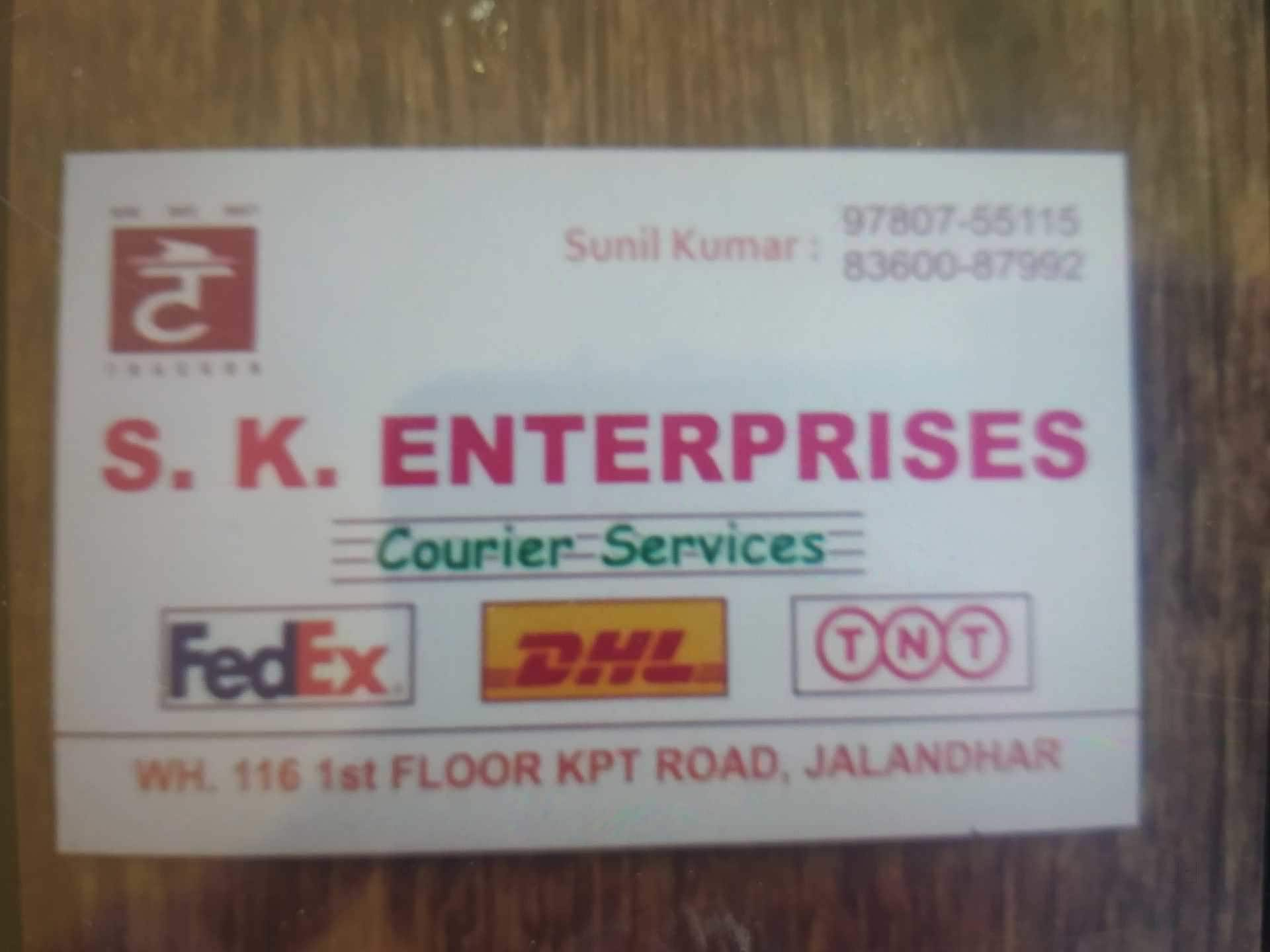 Top 30 Courier Services For Usa in Jalandhar - Best Courier