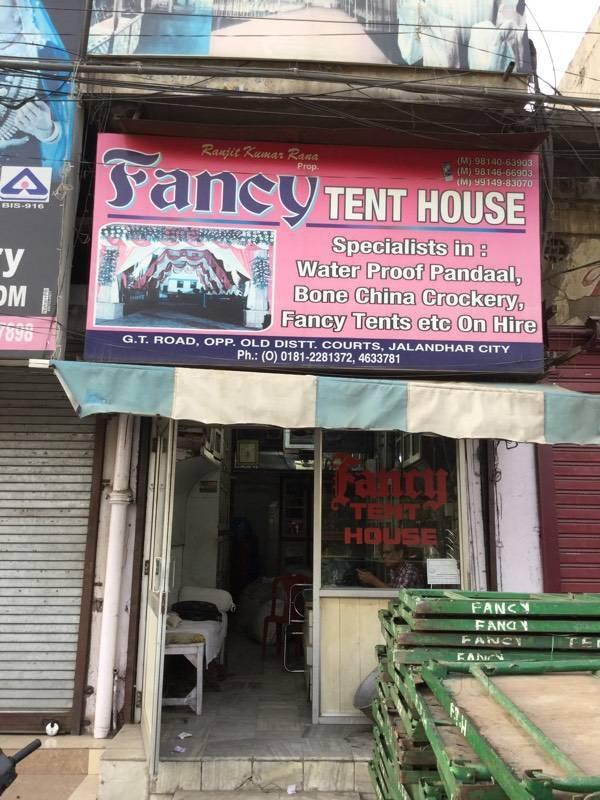 & Fancy Tent House Jalandhar City JALANDHAR - Caterers - Justdial