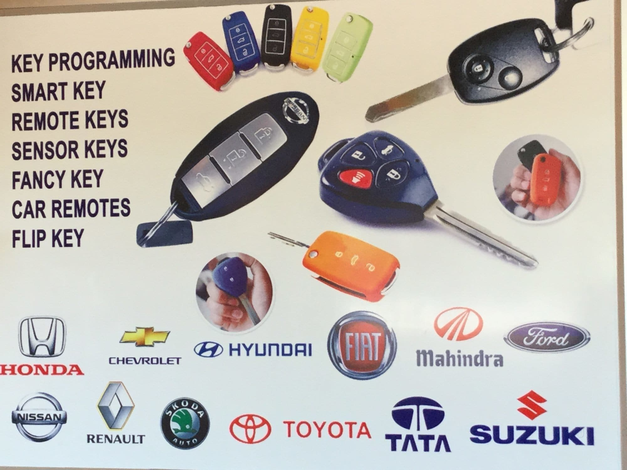 Top Duplicate Key Makers in Kannur - Best Key Makers Kannur