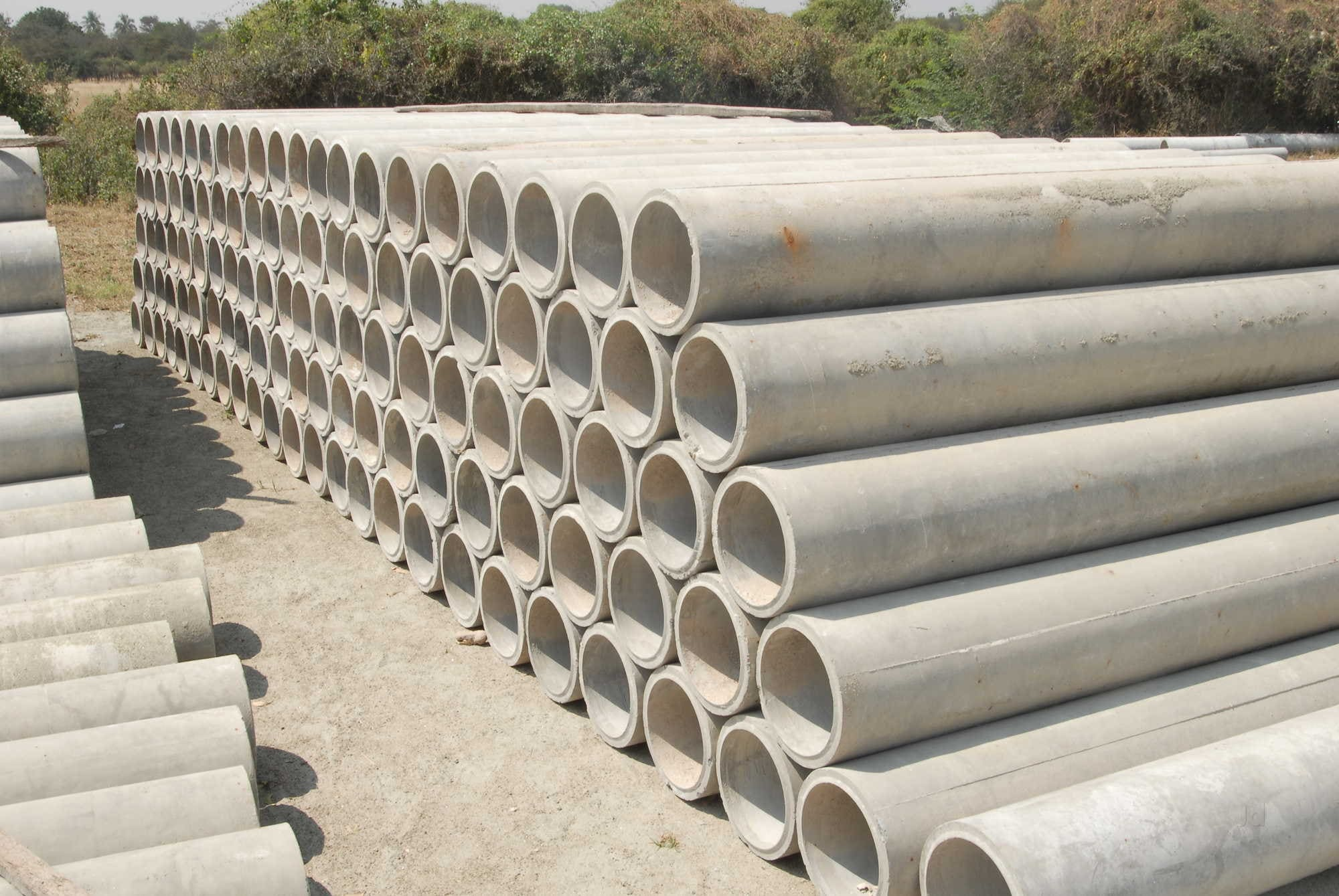 Top RCC Hume Pipes in Bellary - Best Rcc Hume Pipe