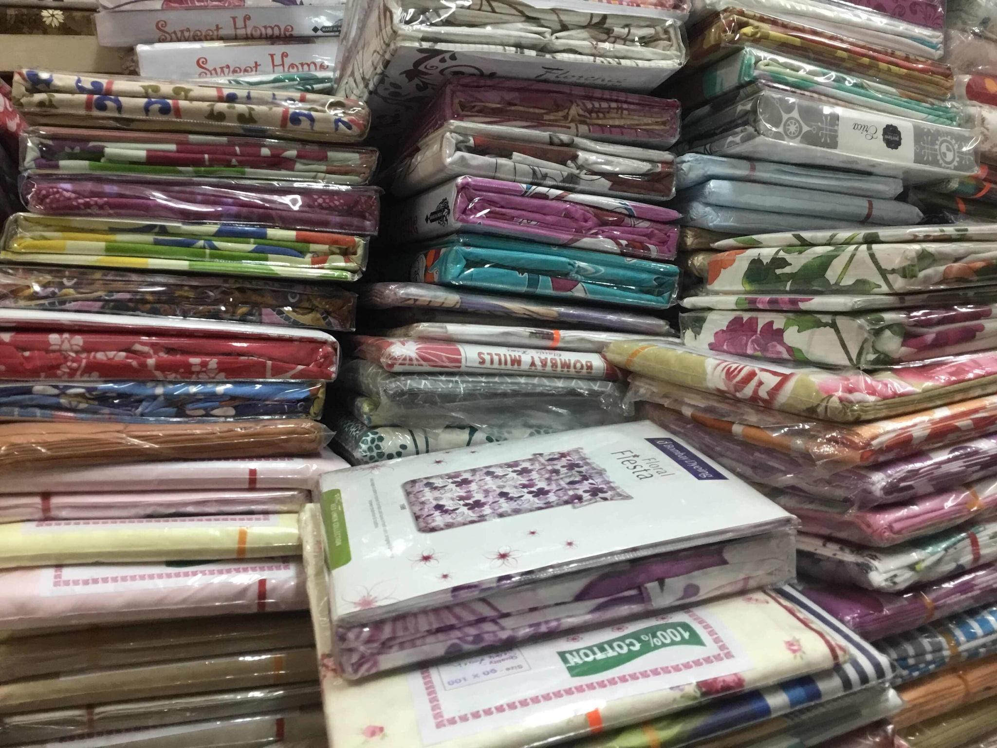 Bed Sheet Wholesalers In Burrabazar, Kolkata