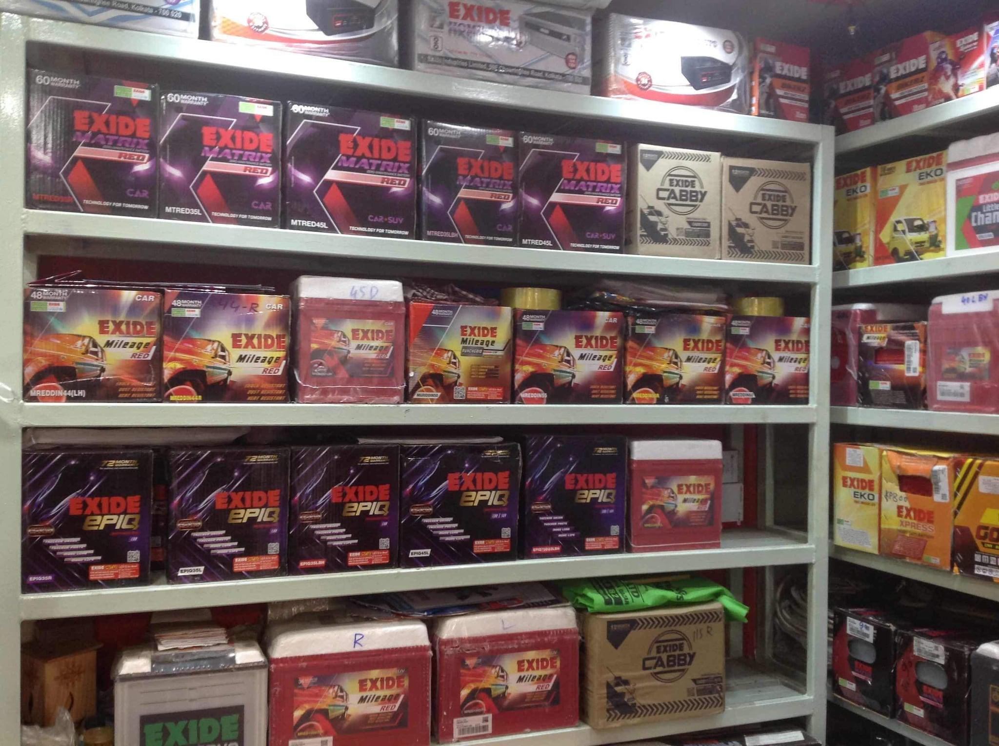 Nearest Battery Store >> Top 100 Car Battery Shops In Kolkata Best Auto Battery