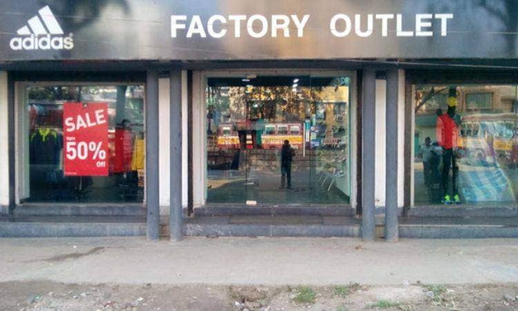 adidas factory outlet