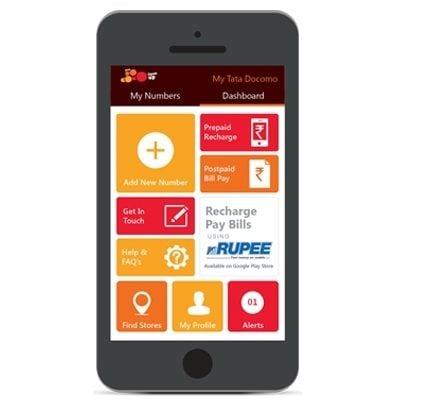 Top 50 Tata Docomo Prepaid Mobile Phone Simcard Dealers in