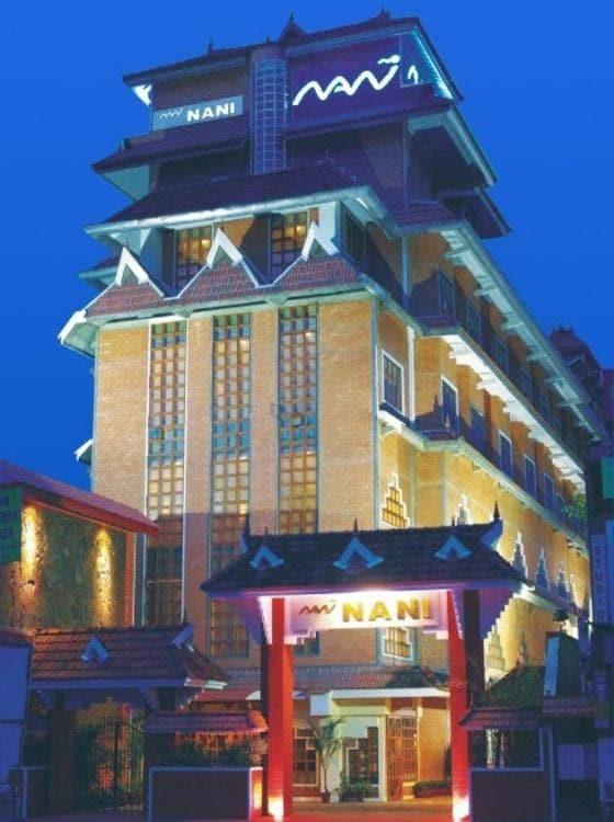 Nani Hotels Resorts In Kollam Rates Hotel Room Booking Justdial