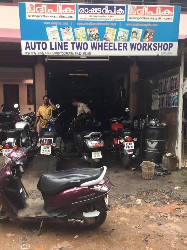 Top 30 Bajaj Platina Motorcycle Repair & Services in