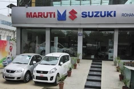 Maruti Suzuki Car Showroom Car Dealers Maruti Suzuki In