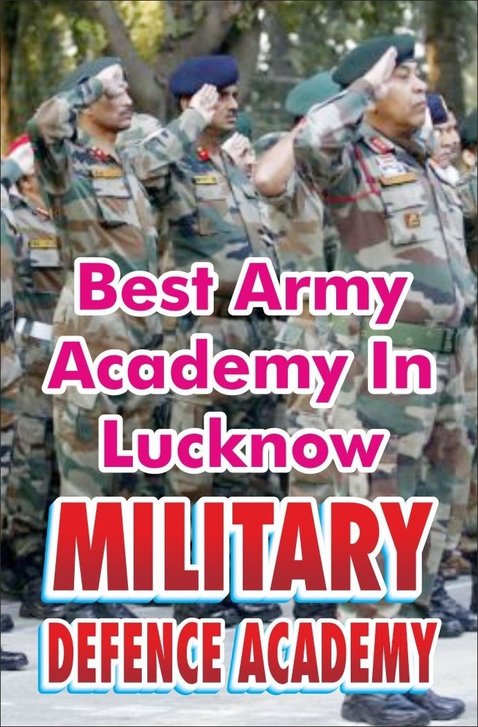 Top 10 Army Training Centres in Lucknow - Best Army