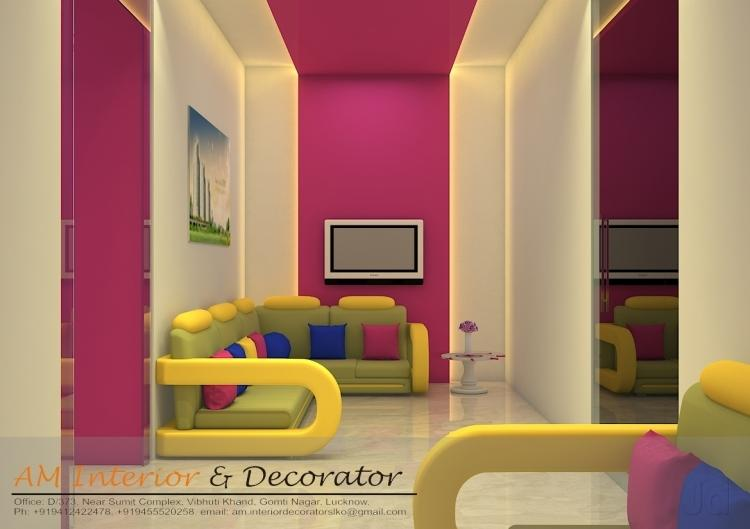 Interior Decoraters a m interior decorator and construction, gomti nagar, lucknow