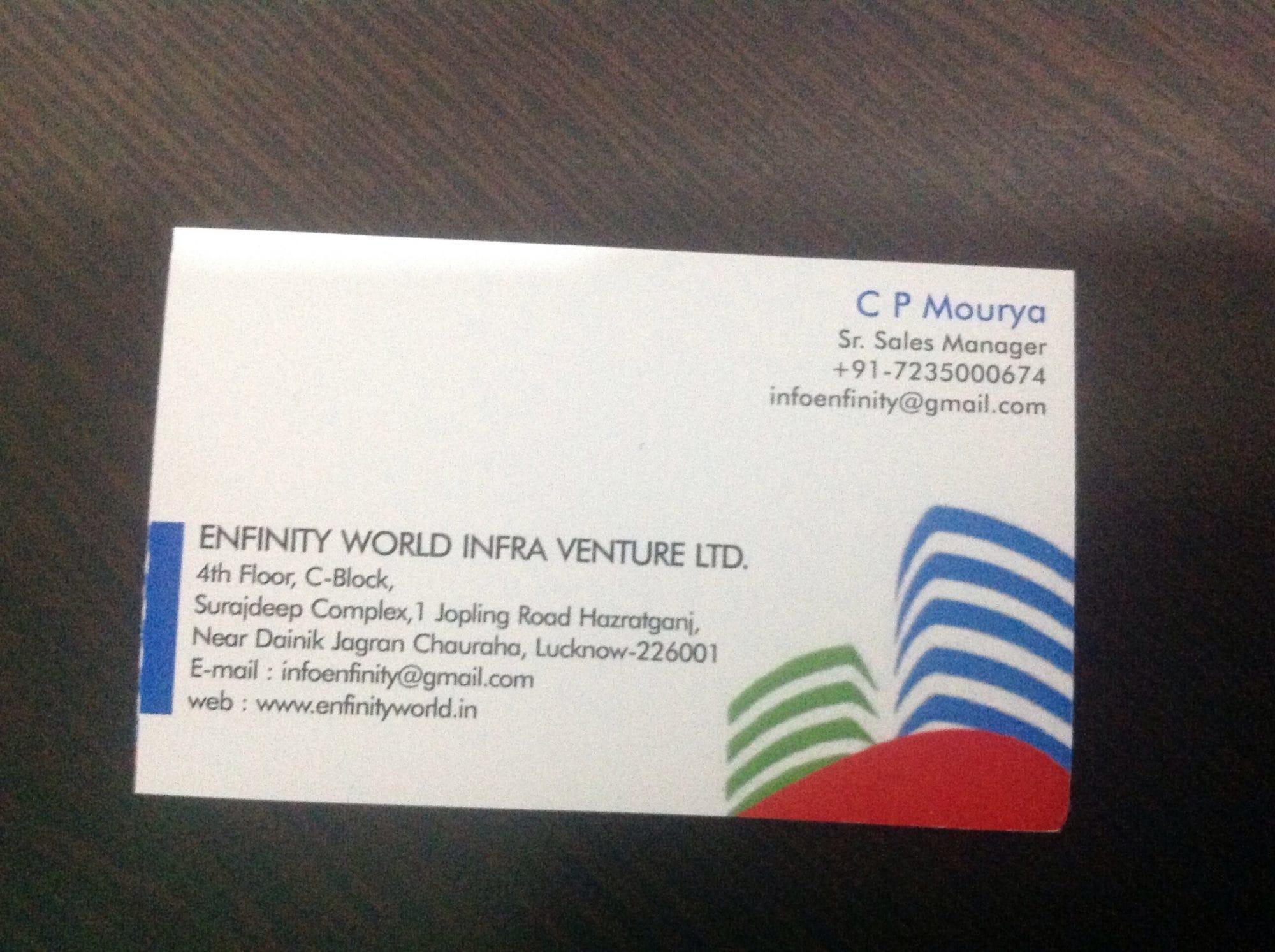 Infinity World Infra Venture Ltd Photos, Hazratganj, Lucknow ...