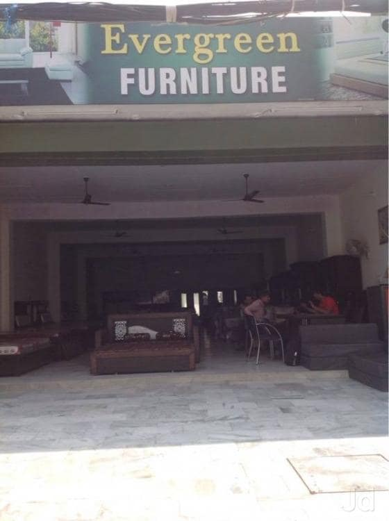 ... Front View Of Furniture Shop   Evergreen Furniture Photos, Model Gram,  Ludhiana   Furniture ...