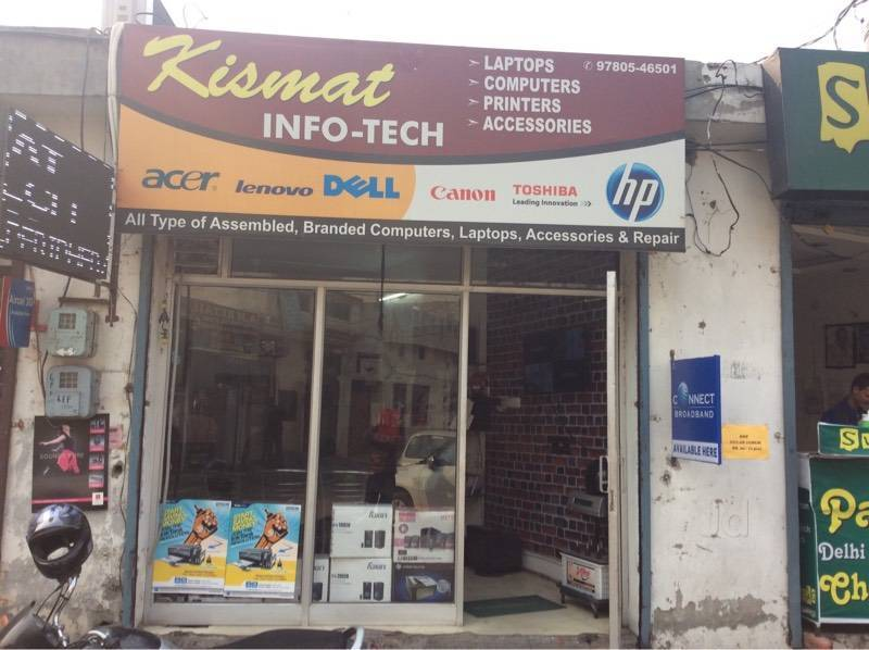 Top 50 Second Hand Laptop Dealers in Ludhiana Central