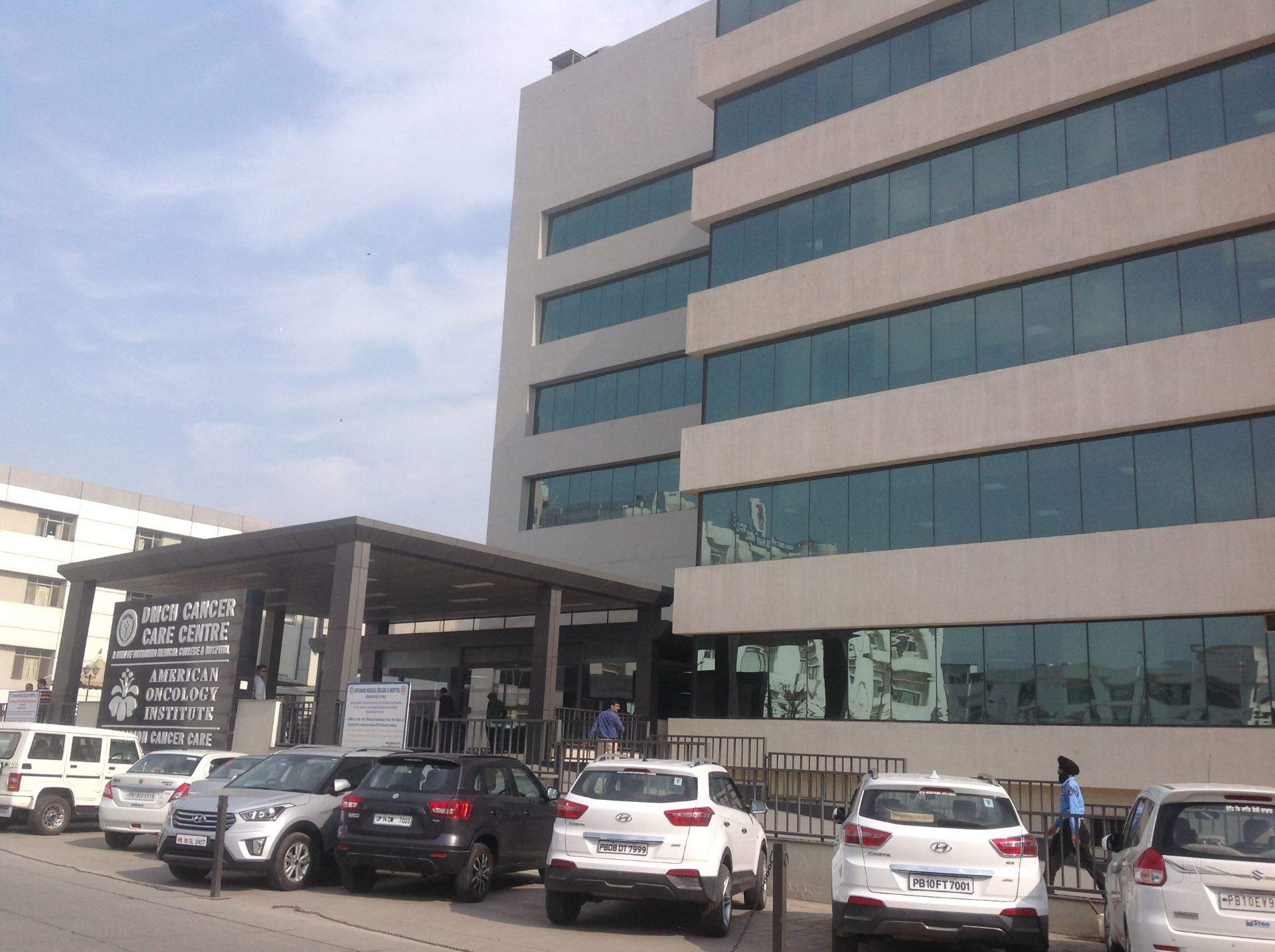 Top 10 Cancer Hospitals in Ludhiana - Best Hospital for