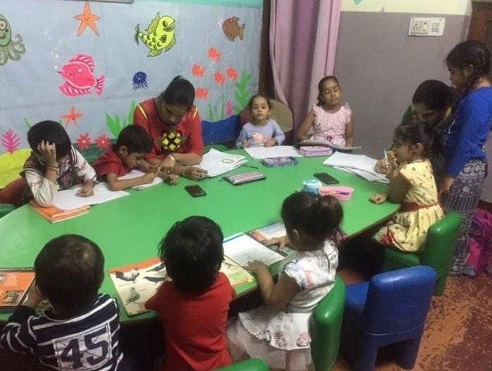 Top Baby Sitting At Home in Sunder Nagar - Best Baby Care