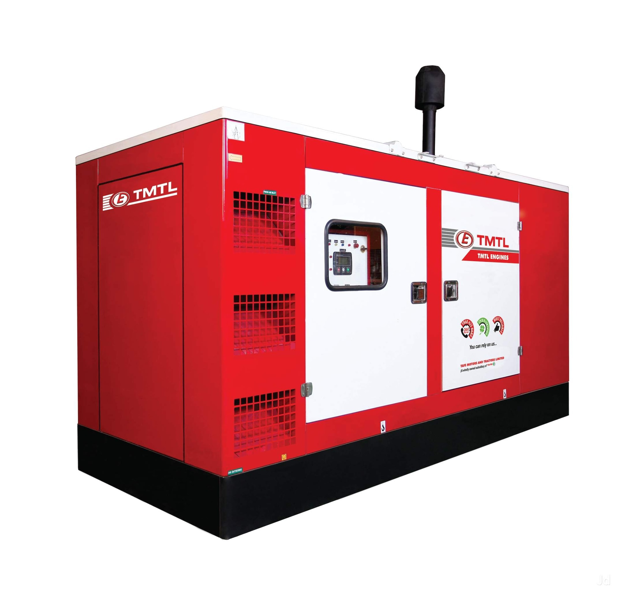 Eicher Engines A Unit Tafe Motors And Tractors Limited