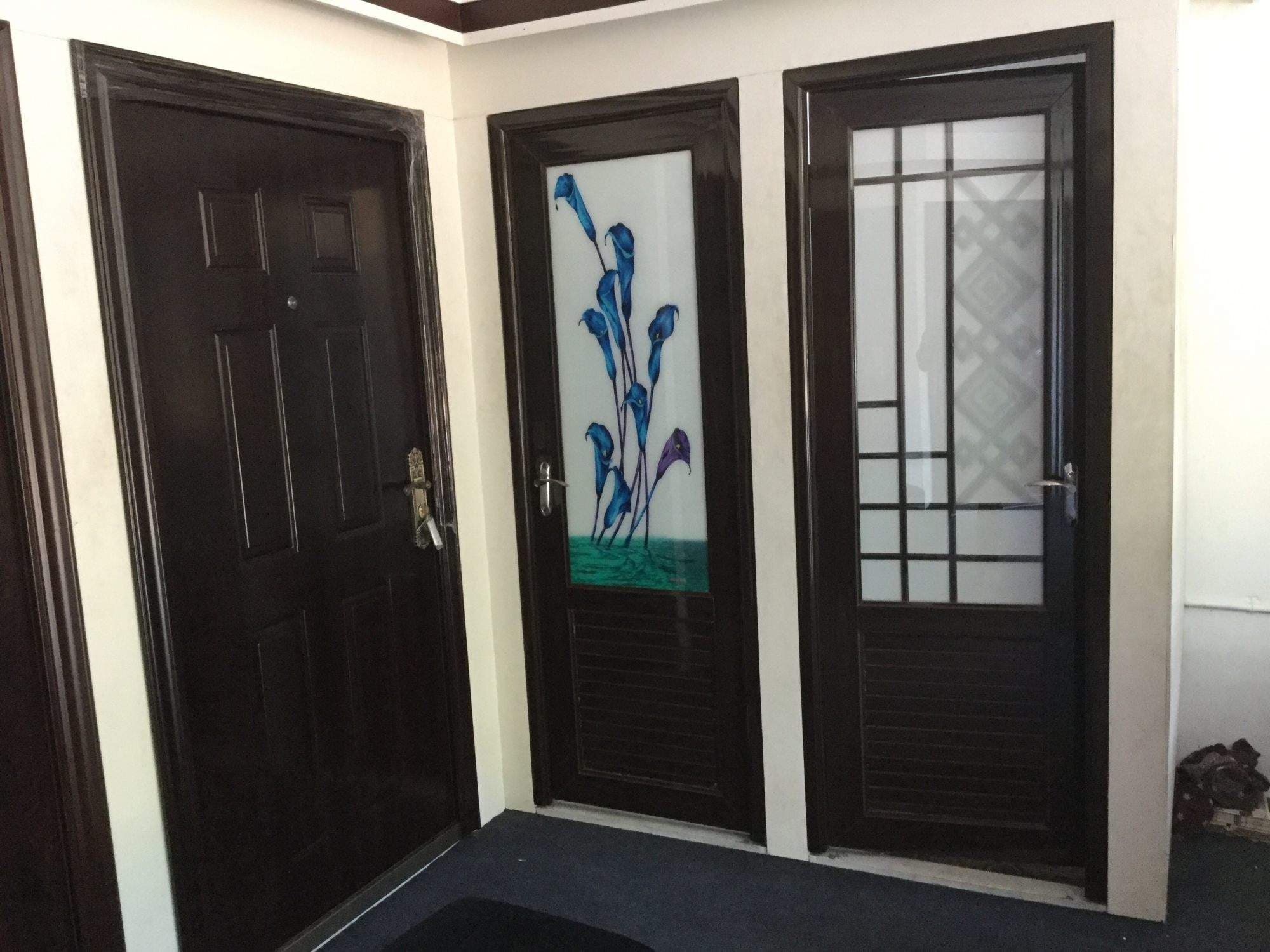 4 Ever Doors Edarikode Decorative PVC Door Dealers in
