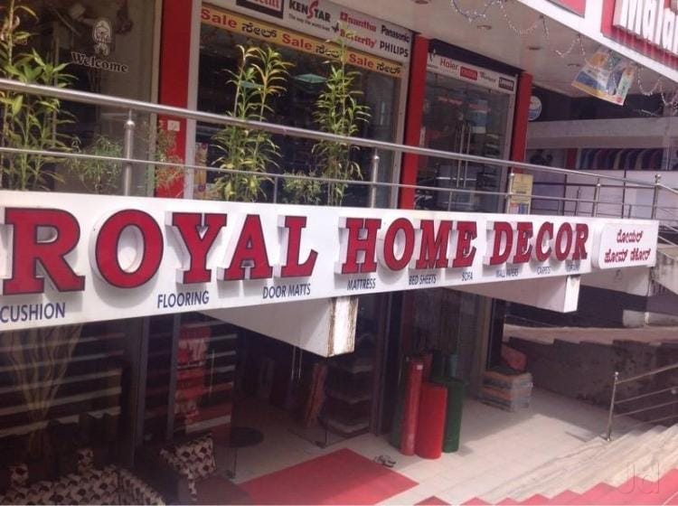 Royal Home Decor Balmatta Mangalore Mattress Dealers Justdial