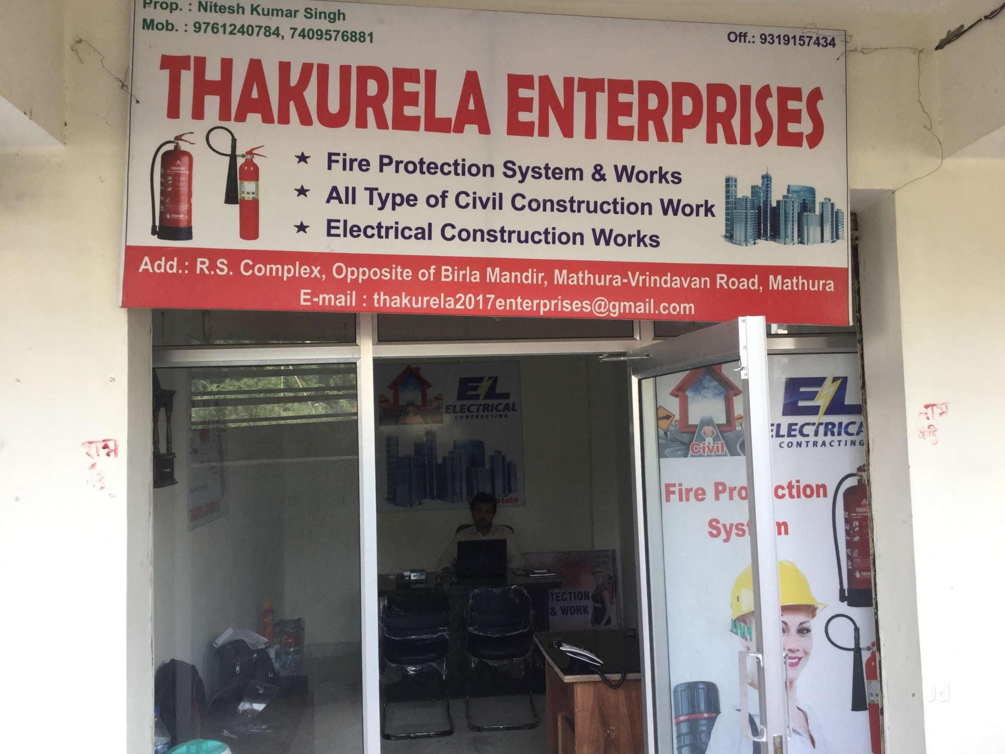 Top Fire Fighting Equipment Contractors in Mathura Railway Station