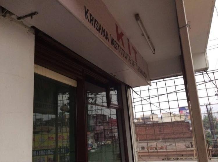 Krishna Institute Of Technology Garh Rd Meerut
