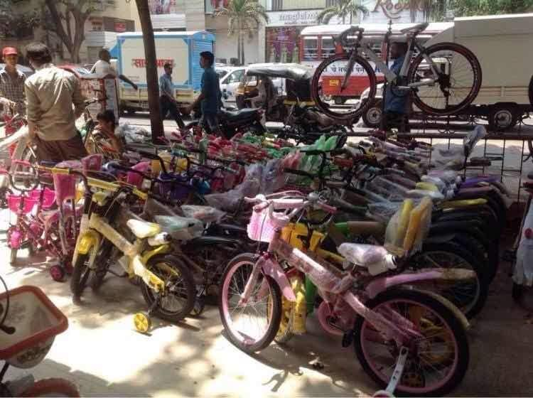 Top 50 Schwinn Bicycle Dealers in Section 17-Ulhasnagar No 2
