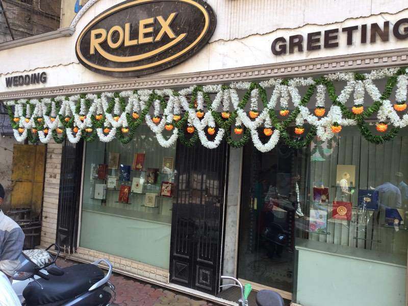 wedding cards in hyderabad general bazar%0A Rolex Card Manufacturing Company  Chira BazarKalbadevi  Rolax Card  Manufacturing Company  Wedding Card Manufacturers in Mumbai  Justdial