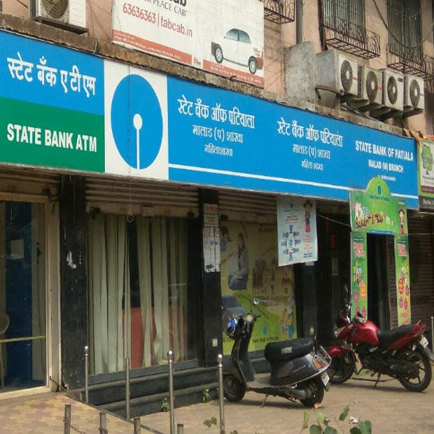 Find list of State Bank Of India in Malwani Colony-Malad