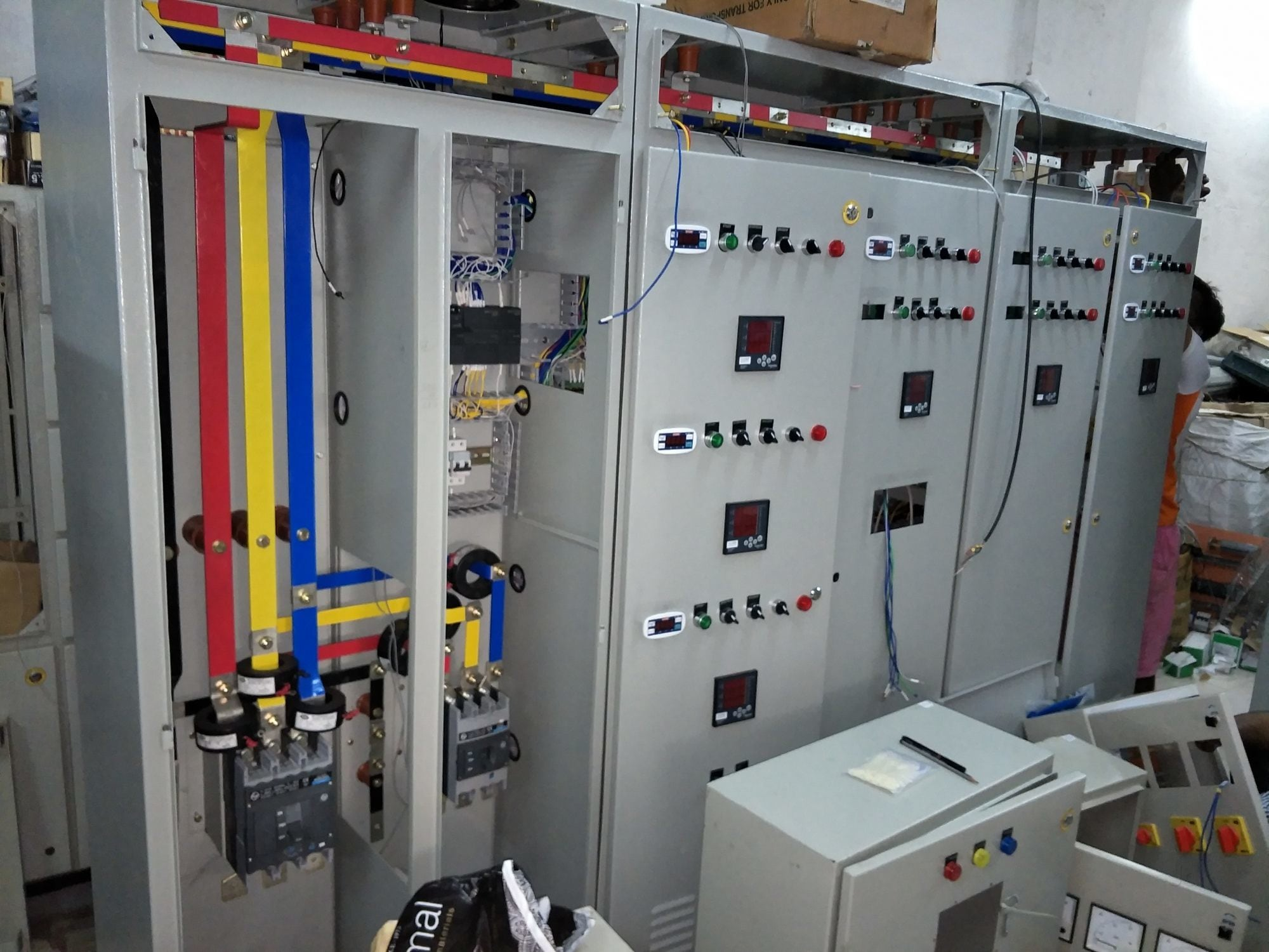 Electrical Panel Wiring Jobs In Mumbai - Wiring Solutions