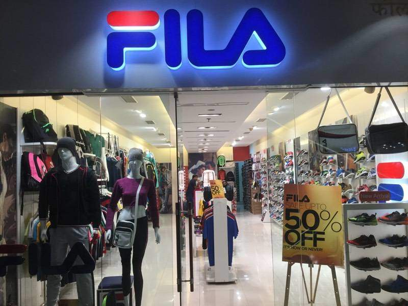 Find list of Fila Stores near Infiniti Mall-Malad West ...