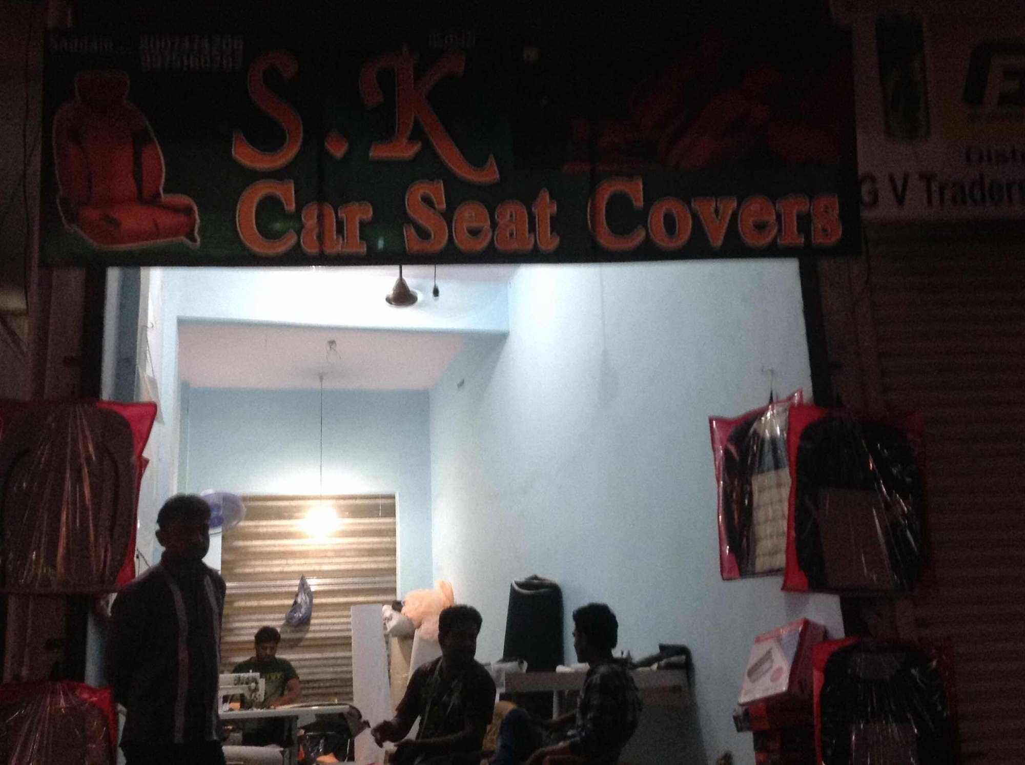 Amazing Top Autokame Car Seat Cover Manufacturers In Thane West Alphanode Cool Chair Designs And Ideas Alphanodeonline