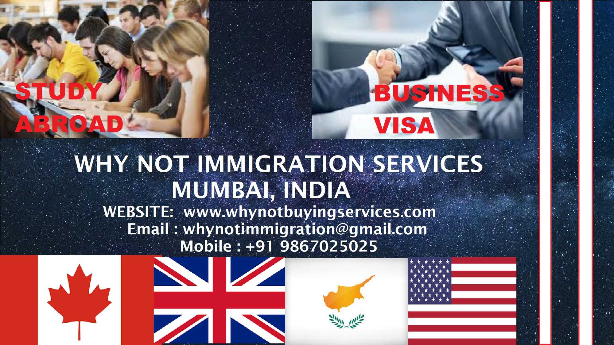 Top 100 USA Immigration Consultants in Mumbai - Best Immigration