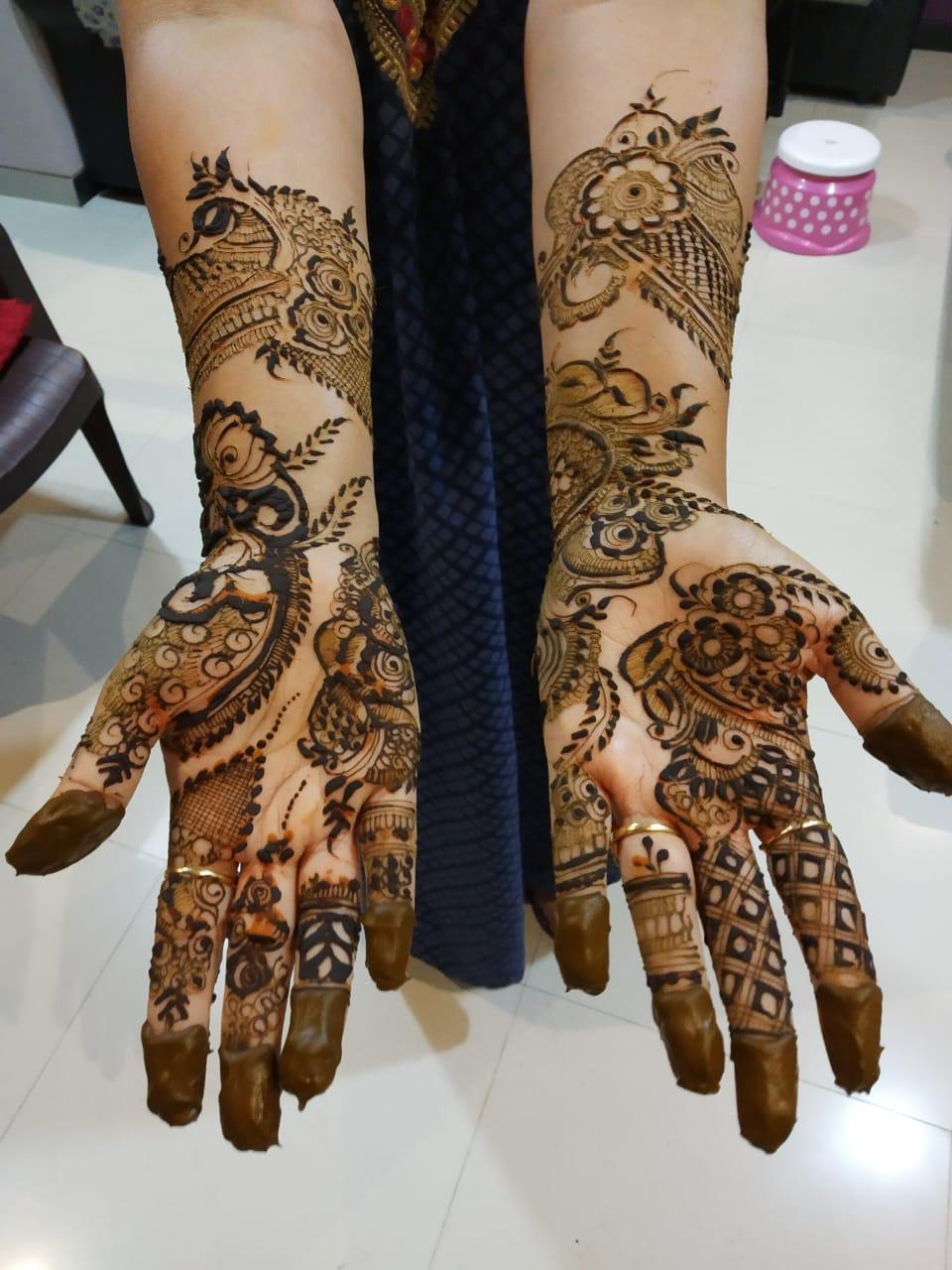 Top 100 Mehendi Courses in Mumbai - Best Henna Classes - Justdial
